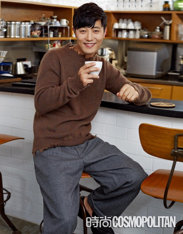 Jin Goo, Jin Goo Cosmopolitan, Jin Goo  2016, 진구, Descendants of the Sun