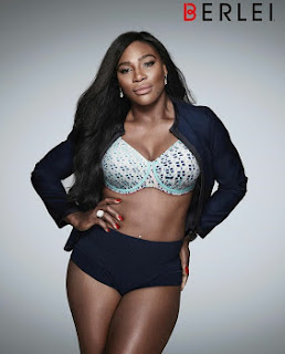 , Amazing! Gorgeous Serena Williams posed as she samples her curves, Latest Nigeria News, Daily Devotionals & Celebrity Gossips - Chidispalace