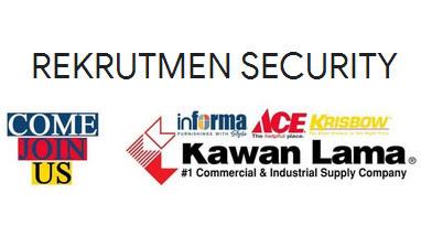 Lowongan Kerja Security Ace Hardware Banda Aceh