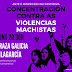 CONCENTRACIÓN contra as violencias machistas | 27ene