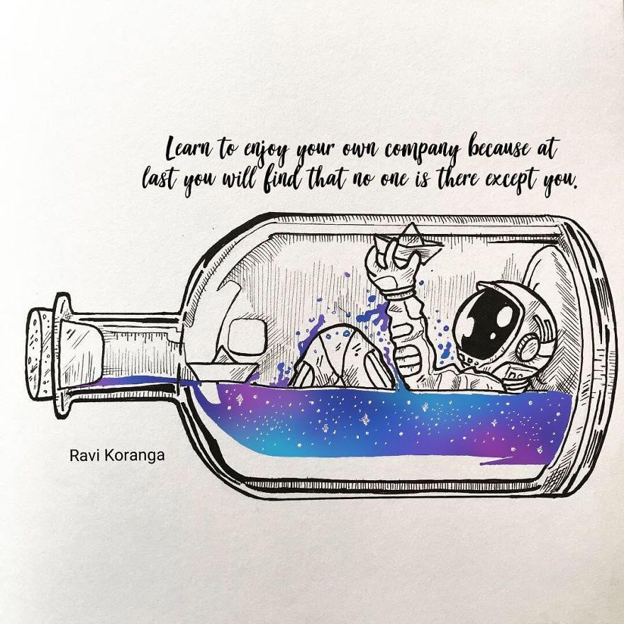 06-Bottle-R-Koranga-Fantasy-Art-Illustrations-and-Quotes-www-designstack-co