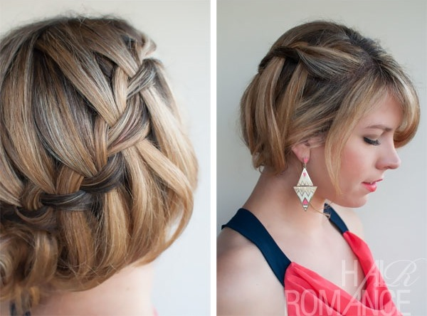 Fine Easy New Fold Up Braids Hairstyles For Girls Jere Haircuts Hairstyle Inspiration Daily Dogsangcom