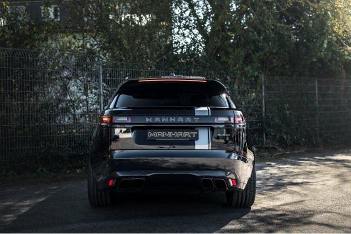Manhart tung gói độ Range Rover Velar V8 đầy uy lực
