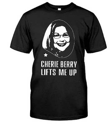Cherie Berry Lifts Me Up T-Shirts Hoodie Sweatshirt Tank Tops