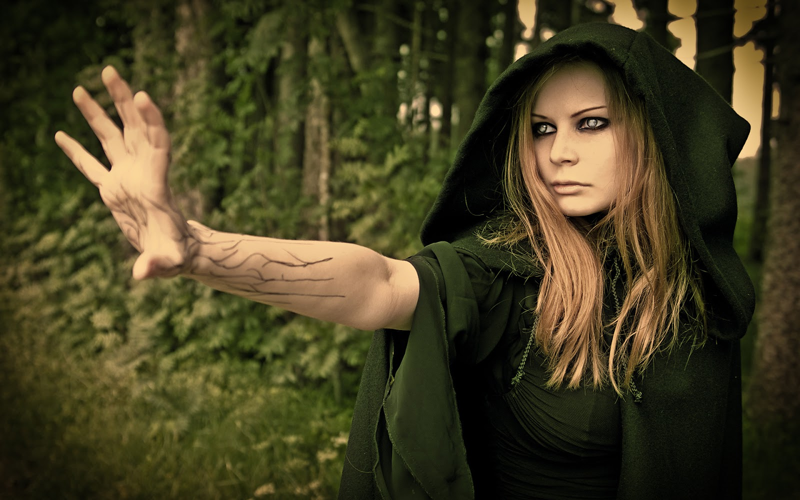 Wallpaper World Evil Witch Wallpapers