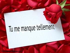 Texte Damour Sms Damour Pour Dire Tu Me Manques Tellement