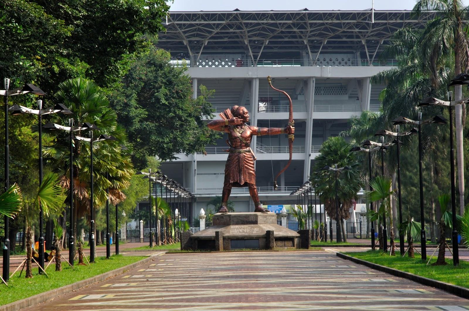 Fakta Sejarah Asal Usul Stadion Gelora Bung Karno