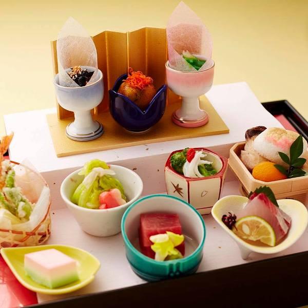 keio plaza tokyo hinamatsuri festival special menu