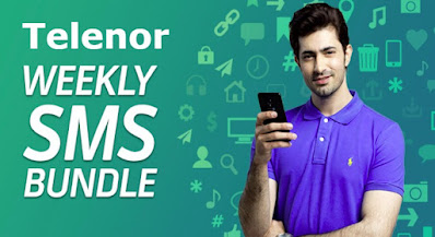 Telenor Weekly SMS Package Subscription & Unsub Code