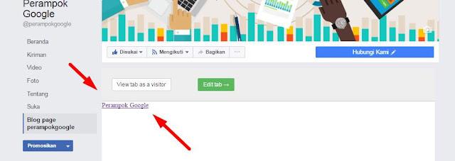 Sekarang tinggal kamu klik save & publish