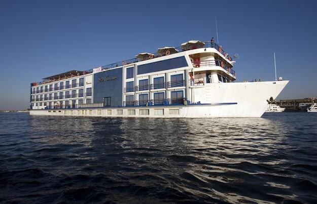 M/S La Terrasse Cruceros por el nilo