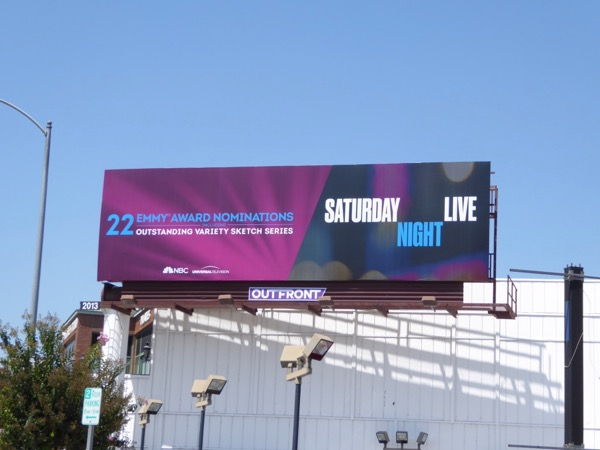 Saturday Night Live 22 Emmy nominations billboard