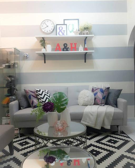 Beberapa Tips Memilih Rak Dinding Ruang Tamu