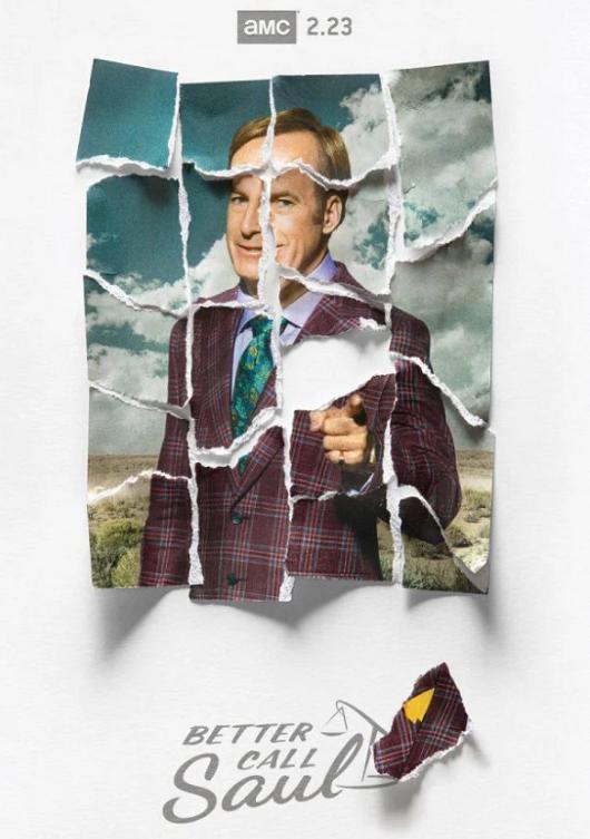 Better Call Saul S5 poster