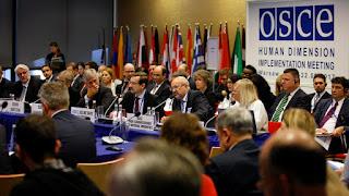 Σουλτάνος εναντίον ΟΑΣΕ: Απέσυρε την Τουρκική αντιπροσωπεία με πρόσχημα τον... Γκιουλέν!