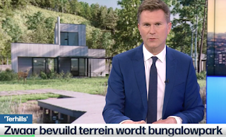 Terhills: nieuw luxueus bungalowpark opent de deuren op oude mijnterreinen in Maasmechelen