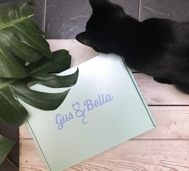 Gus and Bella box