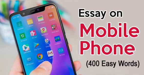 Essay on Mobile Phone