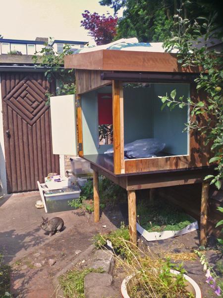nieuw dak schuur lekkage