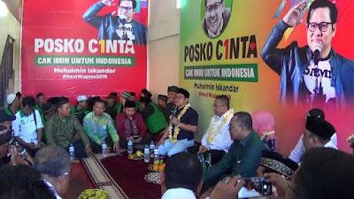 Yakin Dipinang Jokowi, Cak Imin Resmikan Posko JOIN di Bali - Info Presiden Jokowi Dan Pemerintah