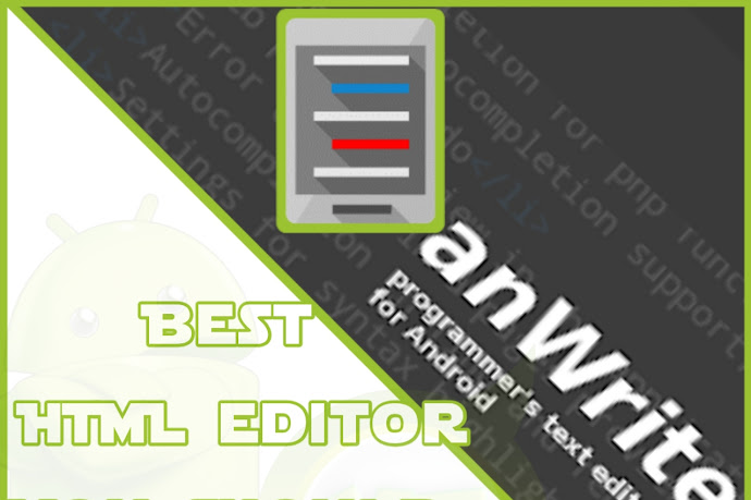 Bset Html Editor 2021 for Android