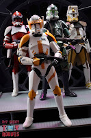 Star Wars Black Series Archive Clone Commander Cody 44