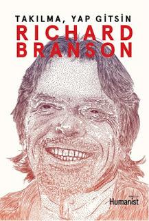 Girişimci İnsanların Kesinlikle Okuması Gereken 5  Kitap Takılma Yap Gitsin  Richard Branson