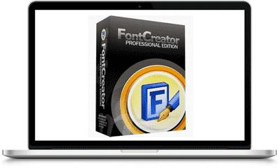 High-Logic FontCreator Pro 13.0.0.2613 Full Version
