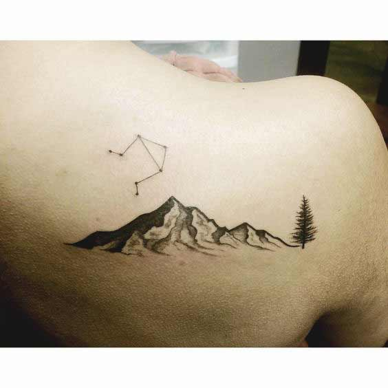 c343590fd5b3b 50 Amazing Libra Tattoos Designs And Ideas For Men And Women