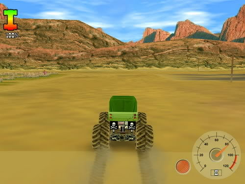 Monster Truck Fury PC Game