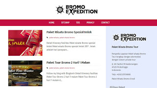 bromo expedition