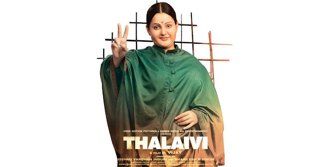 Thalaivi Full Movie Download In Hindi - Telugu - Tamil