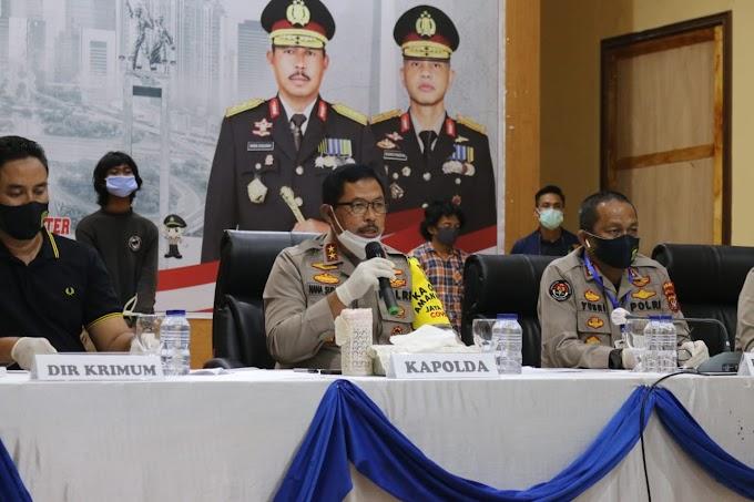 """Irjen Pol Nana Sudjana: """"Aliran Anarko Tengah menyusun penjarahan di Se-Pulau Jawa"""""""