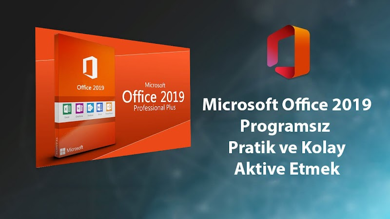 Microsoft Office Programsız Aktivasyon Yapma