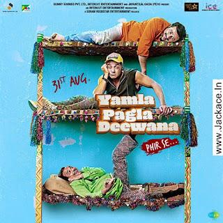 Yamla Pagla Deewana Phir Se First Look Poster 1