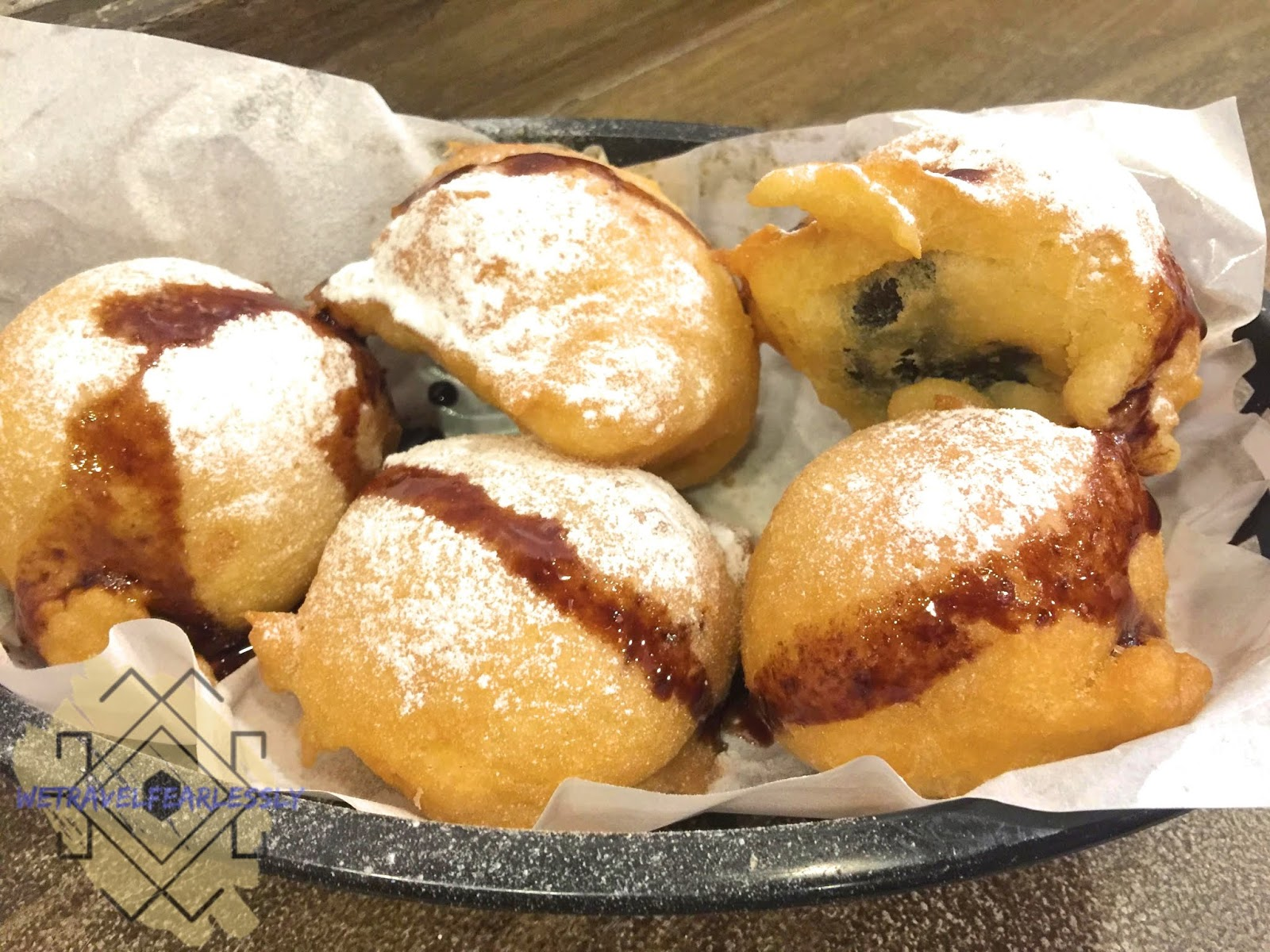 Fried Oreo Cookies (PHP55) - Fry Shack in San Miguel, Manila - WTF Review