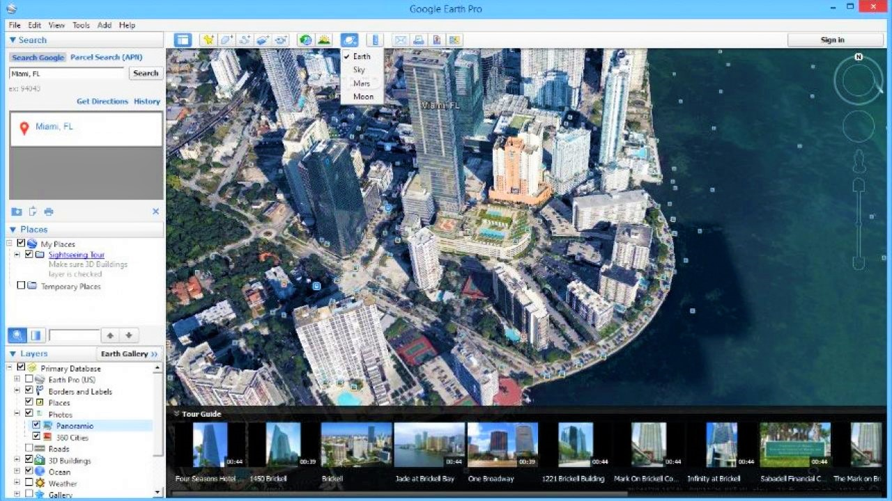 Google Earth Pro Full Version Terbaru