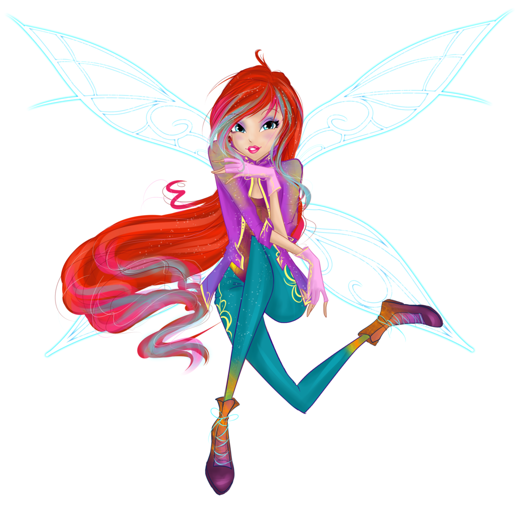 Winx Club Fairies: Winx Club - Dimentionix