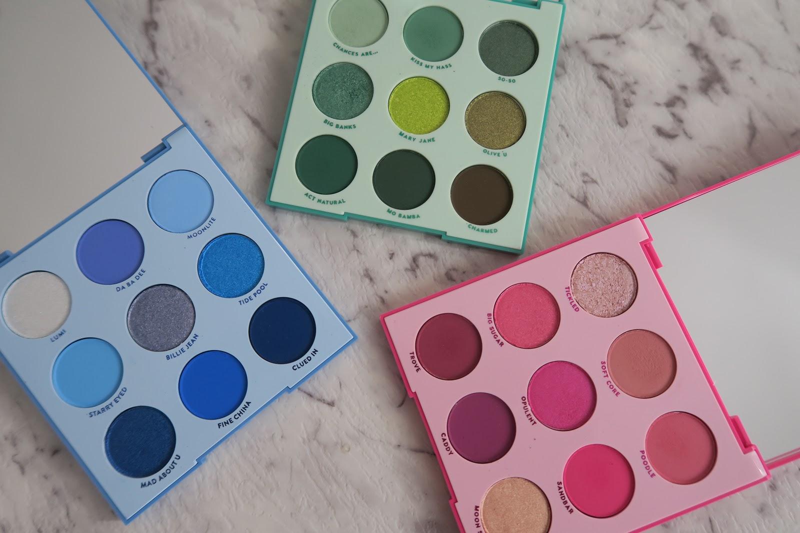 Blue Moon Eyeshadow Palette  by Colourpop #16