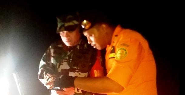 KM. Reski Perdana Selamat, Basarnas dan Tim AL Siapkan Evakuasi Penumpang Ke Benteng