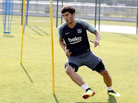 Alena Creating the Future of Barcelona's Midfield Safe