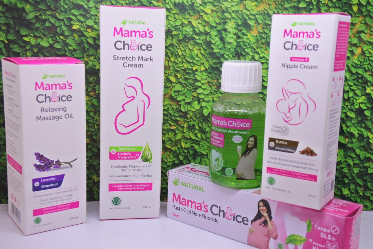 mama's choice produk aman untuk ibu hami dan menyusui