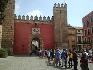Alcazar de Sevilla, para ver Sevilla en 1 dia