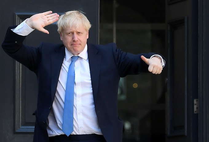 UK Prime Minister Boris Johnson discharged from hospital after being treated for Coronavirus
