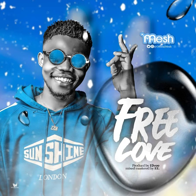 Music: Mesh - Free Love [Prod by Elvee]