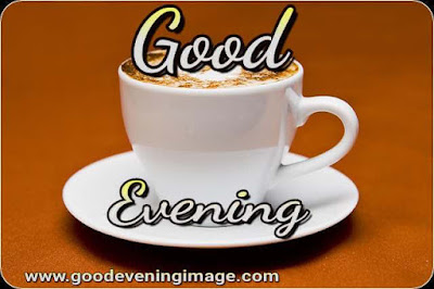 Good evening images with tea wishes