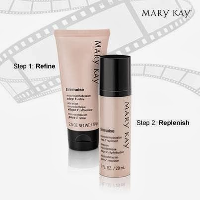 Accentuate N Ink Prep Your Skin With Mary Kay