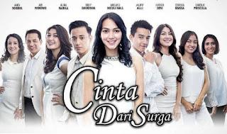 Download Lagu Mp3 Ost Cinta Dari Surga RCTI Terbaru