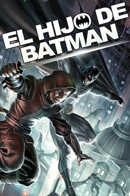Son Of Batman 2014 DVD R1 NTSC Latino