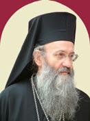 Μητροπολίτης Ναυπάκτου και Αγίου Βλασίου κ. Ιερόθεος (Βλάχος)